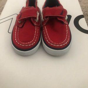 Nautica boat shoes 6C